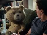 Ted sex scenes Seth MacFarlane Mark Wahlberg smoking sexy Boston accent