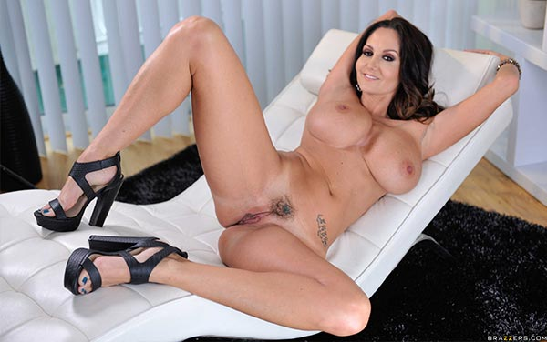Ava Addams Mouth of the Month November 2015 Taught to Talk Dirty