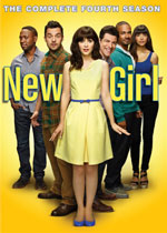 New Girl season 4 DVD Laxmas